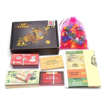 Board Game Cờ tỉ phú Vietnam