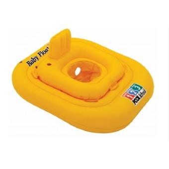 Phao bơi chống lật vuông Intex 56587