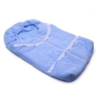 Túi ngủ cho bé Thủy Tiên Baby 8936037130453 (Xanh)