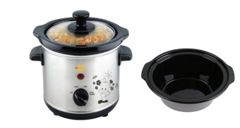 Nồi nấu chậm BBcooker Baby slow cooker (Xám)
