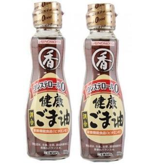 Bộ 2 chai dầu mè nguyên chất Ajinomoto 160mlx2