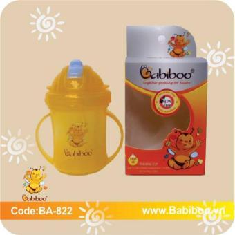 Ca tập uống Babiboo (có ống hút) S3 BA822 180ml