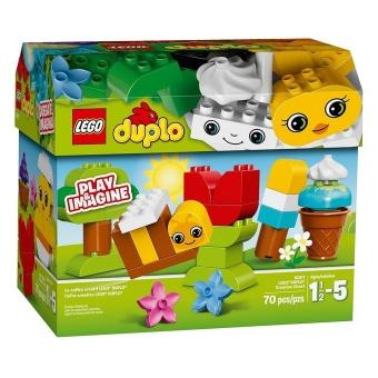 Hộp Lego Duplo 10817 Hộp gạch sáng tạo 70 chi tiết