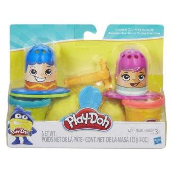 Dụng cụ làm tóc mini Play-Doh B3424