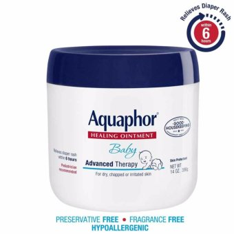 Kem chống hâm cho trẻ Aquaphor Baby Advanced Therapy Healing Ointment Skin Protectant 396g (Mỹ)