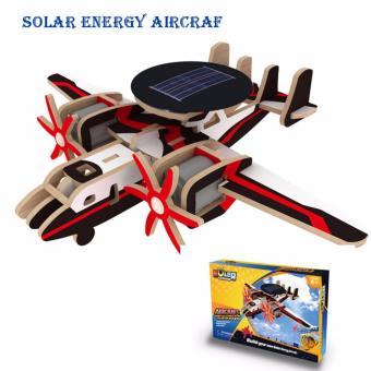 Máy bay lắp ghép- năng lượng mặt trời