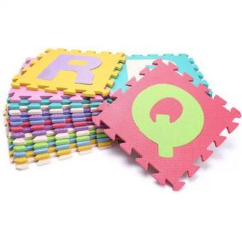 Bộ 26 tấm thảm chơi cho bé hình bảng chữ cái 30x30x1cm ( vrg1132 )