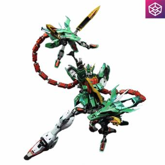 Mô Hình Lắp Ráp Master Grade Super Nova Nataku Gundam EW.Ver