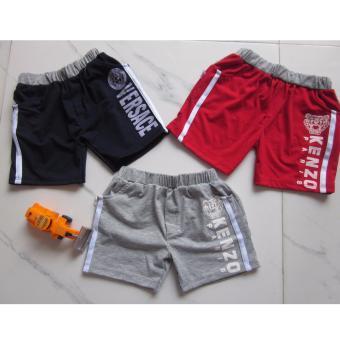 quần short lửng bé trai
