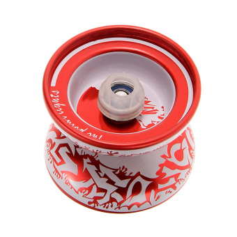 Alloy Hypervelocity Triaxial Childcare Yo-yo Toy (Intl)