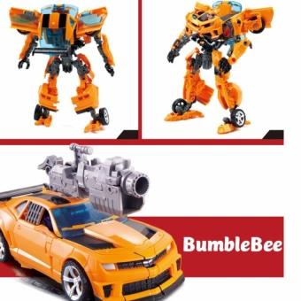 Robot biến hình ôtô Transformer cao 27cm mẫu Bumble Bee