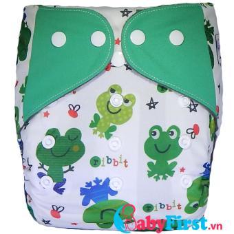 Tã vải BabyFirst size M ban đêm cho bé từ 3 - 16kg