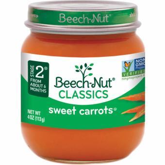 Đồ ăn dặm cho bé Beech Nut Classic Stage 2 Baby Food 113gr
