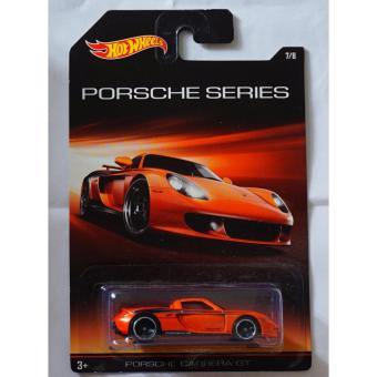 Xe ô tô mô hình tỉ lệ 1:64 Hot Wheels Porsche Carrera GT trong Porsche Series (Cam)