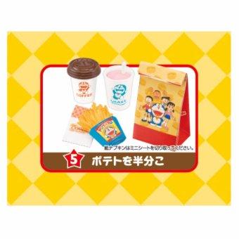 Doraemon Hamburger Shop mẫu số 5
