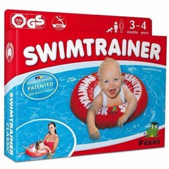 """Vòng Tập Bơi Swimtrainer """"Classic"""" BBP-FSA-01 (3 Tháng Đến 4 Tuổi) - Đỏ"""