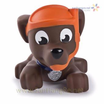 Chó bơi phun nước Paw Patrol - Zuma thợ nặn