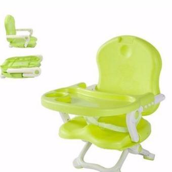 Ghế ngồi kiêm bàn ăn xếp gọn dành cho trẻ từ 6 thang tới 3 tuổi cao cấp an toàn