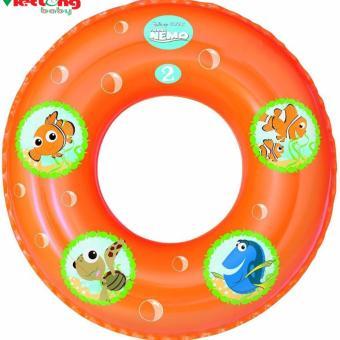 Phao bơi cá vàng Nemo bestway 91103