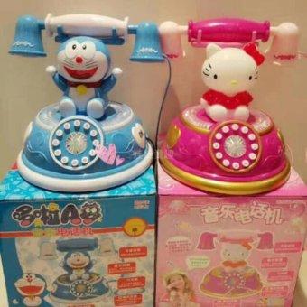 Đồ chơi điện thoại vui nhộn Chất liệu cao cấp Thiết kế sinh động An toàn cho bé