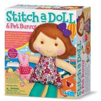 Bộ sản phẩm làm búp bê Đi du lịch+ Tặng vòng tay sillicon cho trẻ em