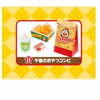 Doraemon Hamburger Shop mẫu số 11