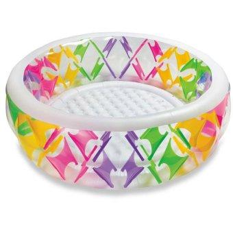 Bể bơi phao tròn sắc màu Intex 56494