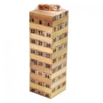 Đồ chơi rút gỗ thông minh