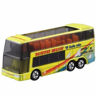 Mô hình xe Tomica 42 HATO BUS - Takara Tomy 859420