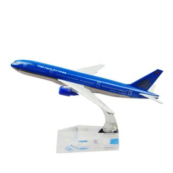 Mô hình máy bay Việt Nam Airlines 1:400 16cm