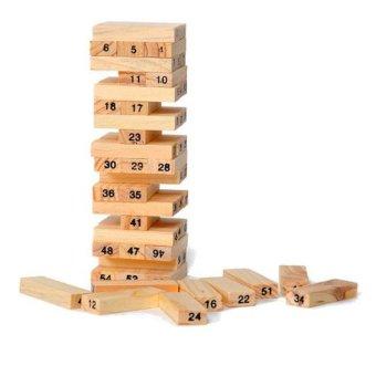 Bộ đồ chơi rút gỗ thông minh BenHome