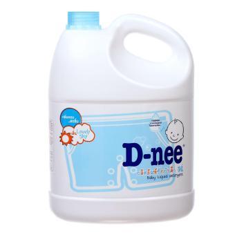 Dung dịch giặt xả quần áo em bé Dnee 3000ml