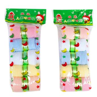 Bộ 10 đôi tất giấy lưới cho bé (3 tháng - 24 tháng) - Phú Đạt