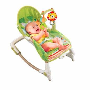 Ghế rung kiêm bập bênh cho bé Konig-Kids KK63561