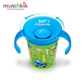 Cốc tập uống deco 360 độ (6oz) Munchkin MK15863
