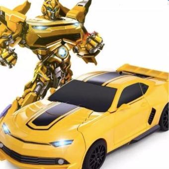Đồ chơi siêu xe ô tô biến hình thành Robot S55