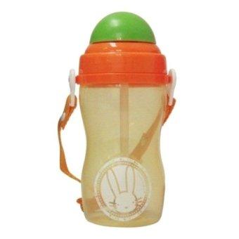 Bình uống nước có ống hút Lucky Baby 595039