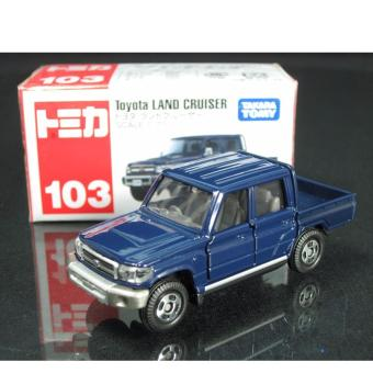 Xe tải mô hình Tomica Toyota Land Cruiser (Box)