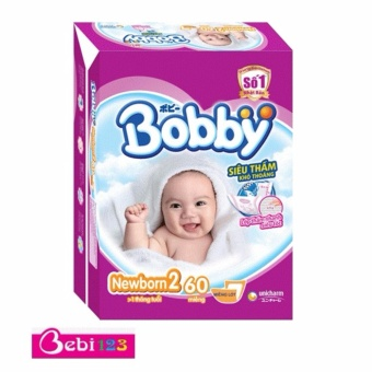 Tã Dán Sơ Sinh Bobby Newborn2-60