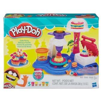 Bộ bột nặn Play Doh Bữa tiệc bánh ngọt B3399