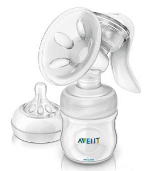 Máy hút sữa Philips Avent BPA free (Trắng)