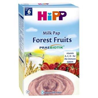 Bột sữa ăn dặm hoa quả rừng HiPP 250g