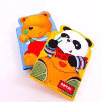 Đai Xe Máy Royal Cho Bé- Hình con gấu- Địu Xe Máy