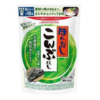 Hạt nêm từ tảo bẹ Ajinomoto Japan 144g 11706