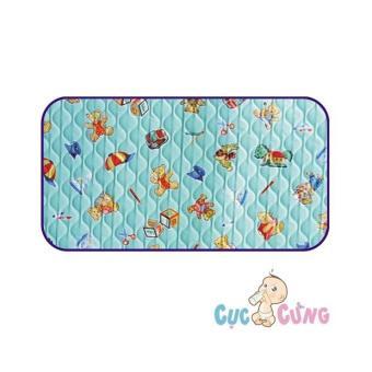 Tấm lót chống thấm Jia Ding baby có hình 50x70cm - 0203