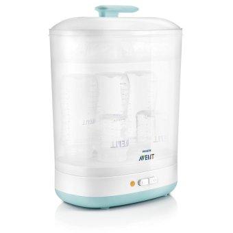 Máy tiệt trùng bình sữa Philips Avent SCF922-03 (Trắng)