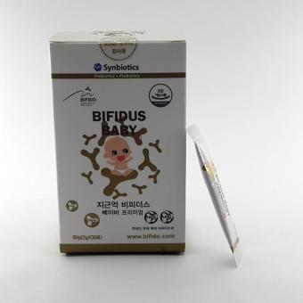 Bifido - Men vi sinh trị táo bón (30 gói)