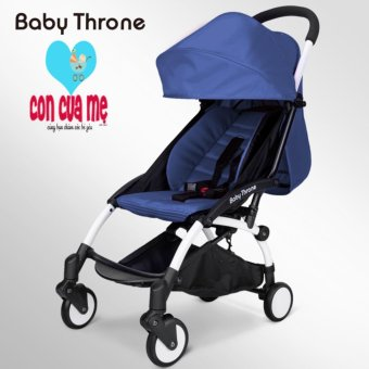 Xe đẩy Baby Throne XF599 2016 upgraded model