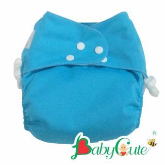 Bộ 1 tã vải đêm BabyCute size M (8-16kg)
