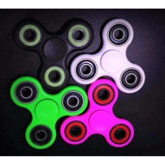 Bộ 4 Con Quay Giải Trí 3 cánh Fidget Spinner thế hệ mới - Hàng nhập khẩu
